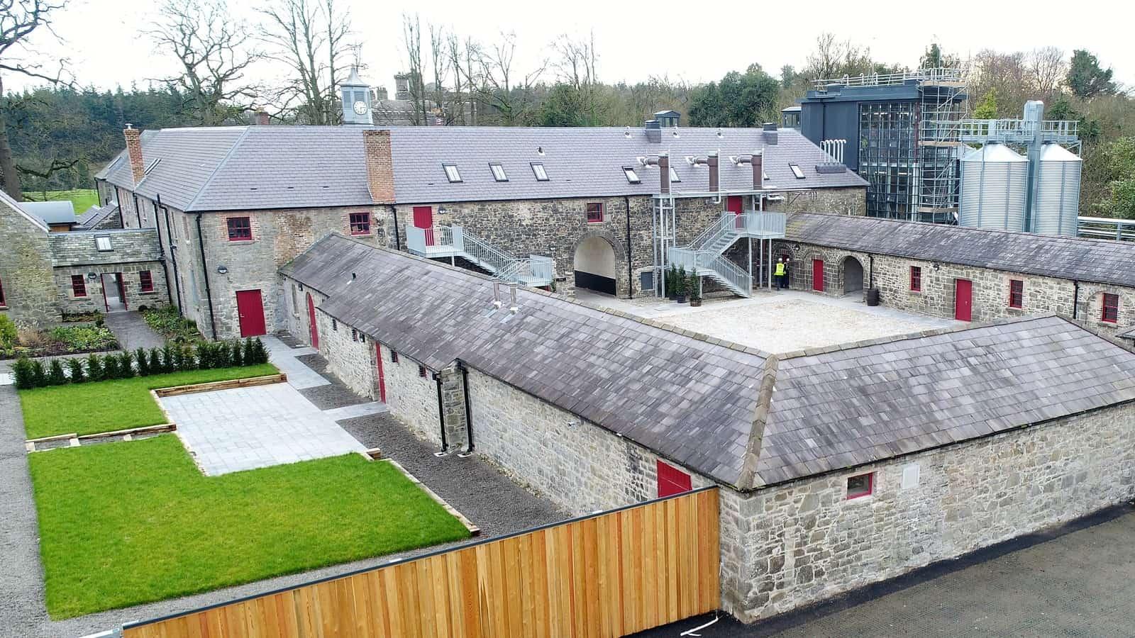 Slane Distillery & Visitor Centre
